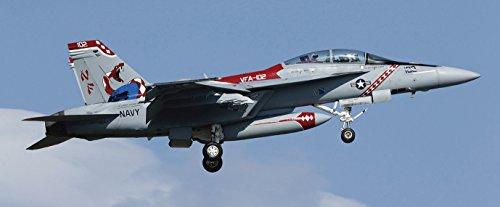 ハセガワ 1/72 02165 F/A-18F スーパーホーネット ″VFA-102 60thアニバーサリー″