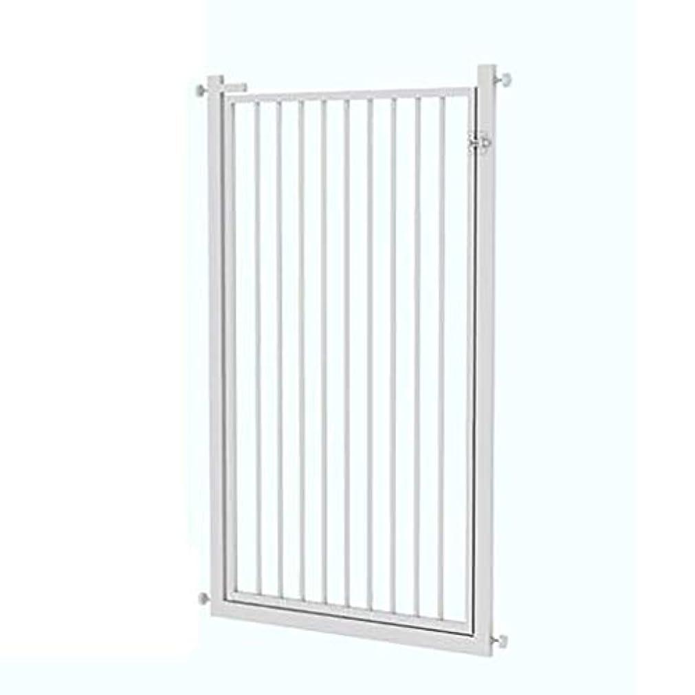 クラブ今同情的セーフティ?ドア、子供/小さなペット屋内隔離のための適切な保護、暗号化された、白適したドア幅81?90センチメートル (Size : H80CM)