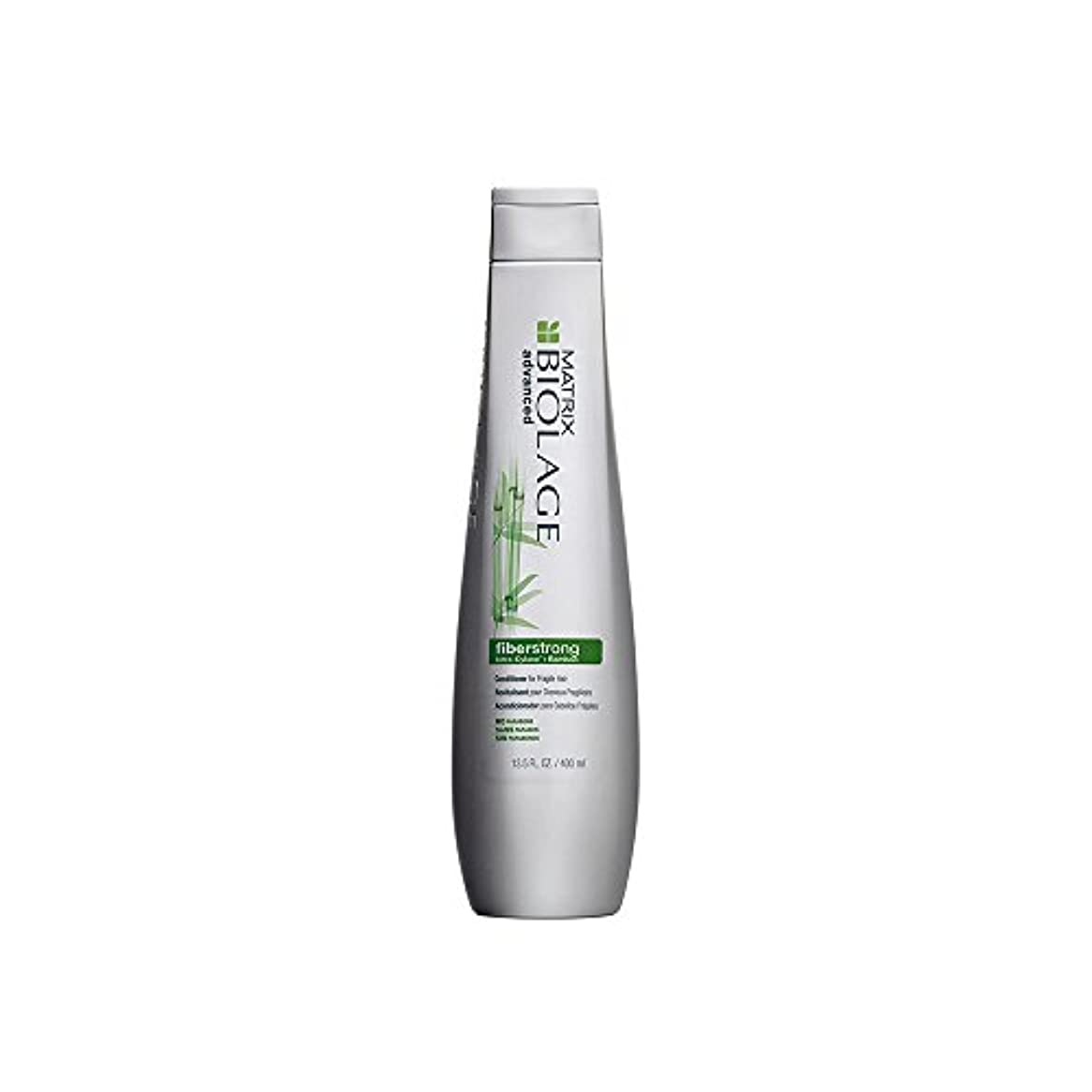 分析的なそんなにスローガンマトリックス Biolage Advanced FiberStrong Conditioner (For Fragile Hair) 1732272 400ml [海外直送品]