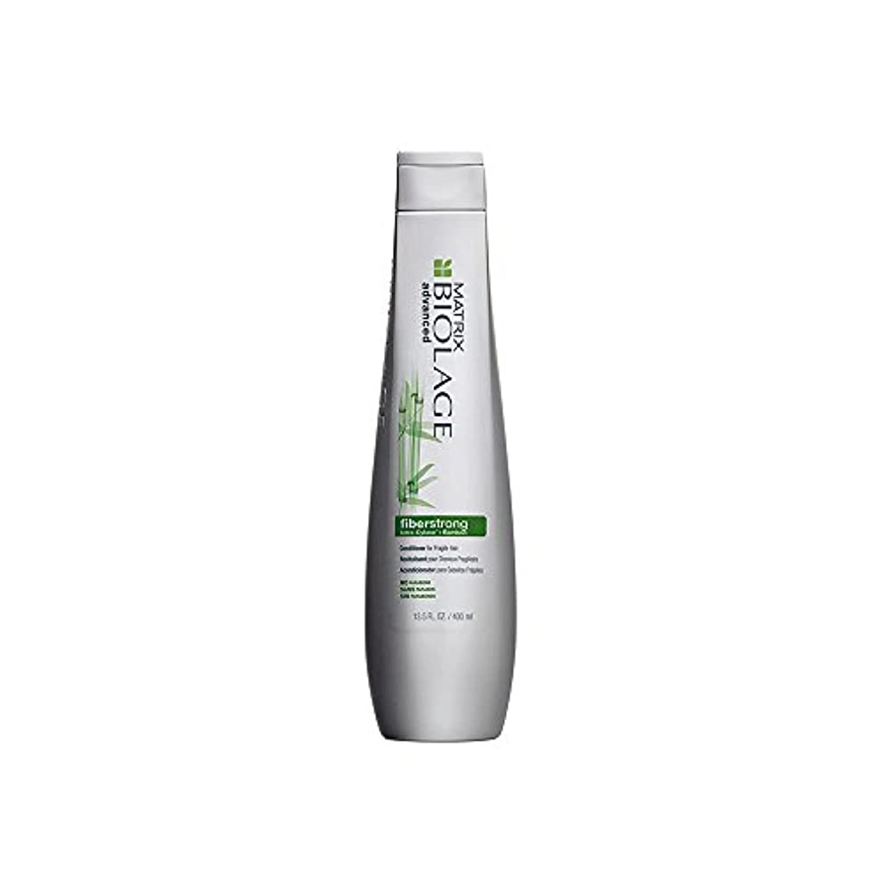 お父さん政治規模マトリックス Biolage Advanced FiberStrong Conditioner (For Fragile Hair) 1732272 400ml [海外直送品]
