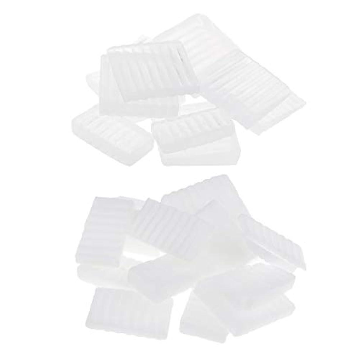 楕円形刈るフィッティングD DOLITY 石鹸作り 1000g 白色 石鹸ベース DIY ハンドメイド 石鹸材料