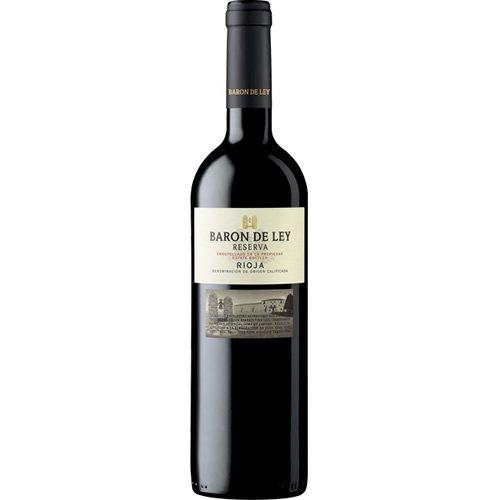 バロン・デ・レイ リオハ レセルバ 750ml [スペイン/赤ワイン/辛口/フルボディ/1本]