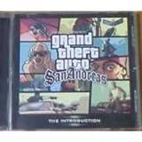 Grand Theft Auto: San Andreas グランド・セフト・オート・サンアンドレアス the intoroduction ps2 イントロCD
