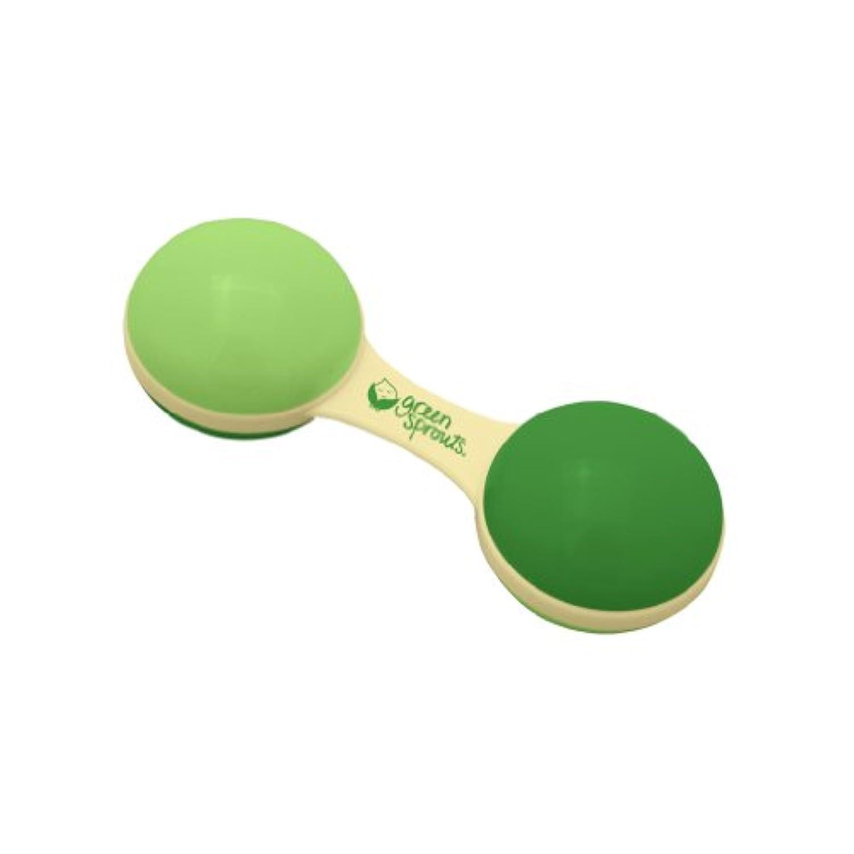 Green sprouts Hochet en bio plastique