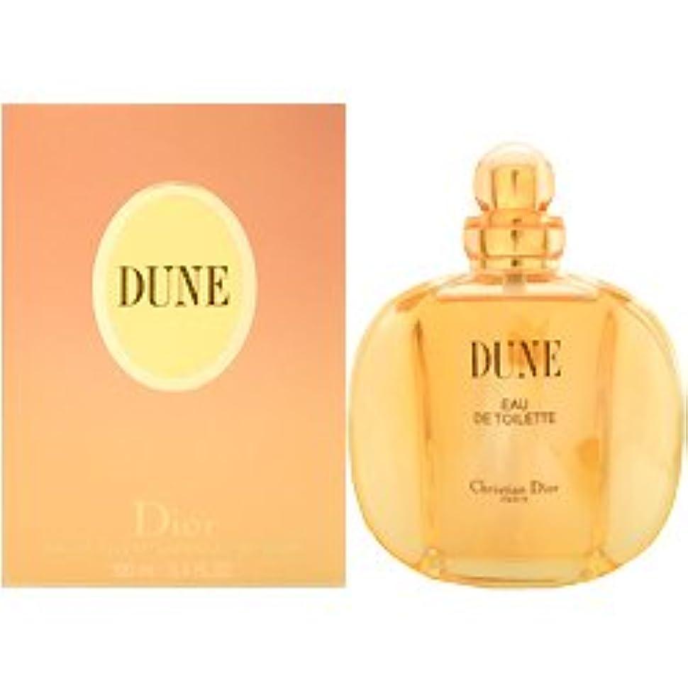 びっくりリットル地上のクリスチャンディオール デューン Christian Dior EDT SP 100ml