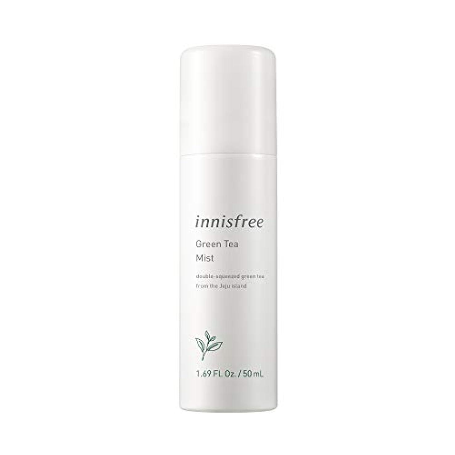 欠席タンパク質はねかけるイニスフリー日本公式(innisfree)グリーンティー ミスト[化粧水]150mL