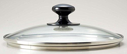 パール金属 強化 ガラス フライパン 鍋 蓋 20cm 用 ワコートレーディング COOK LIFE H-3124