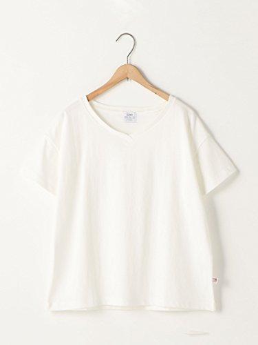 (コーエン) COEN 【新色追加】USAコットンVネックTシャツ 76256038017