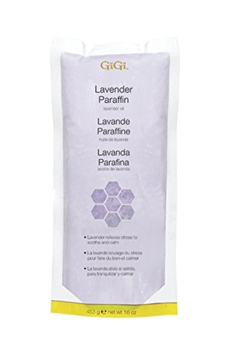 日光アンペア花束(Lavender) - GiGi Lavander Paraffin with Lavander Oil (for Women)