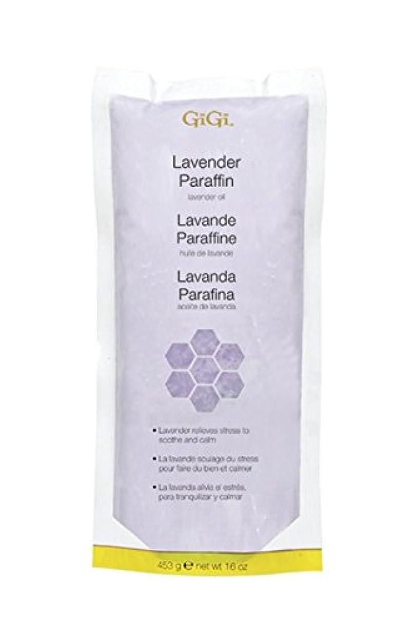 岩コークス汚す(Lavender) - GiGi Lavander Paraffin with Lavander Oil (for Women)