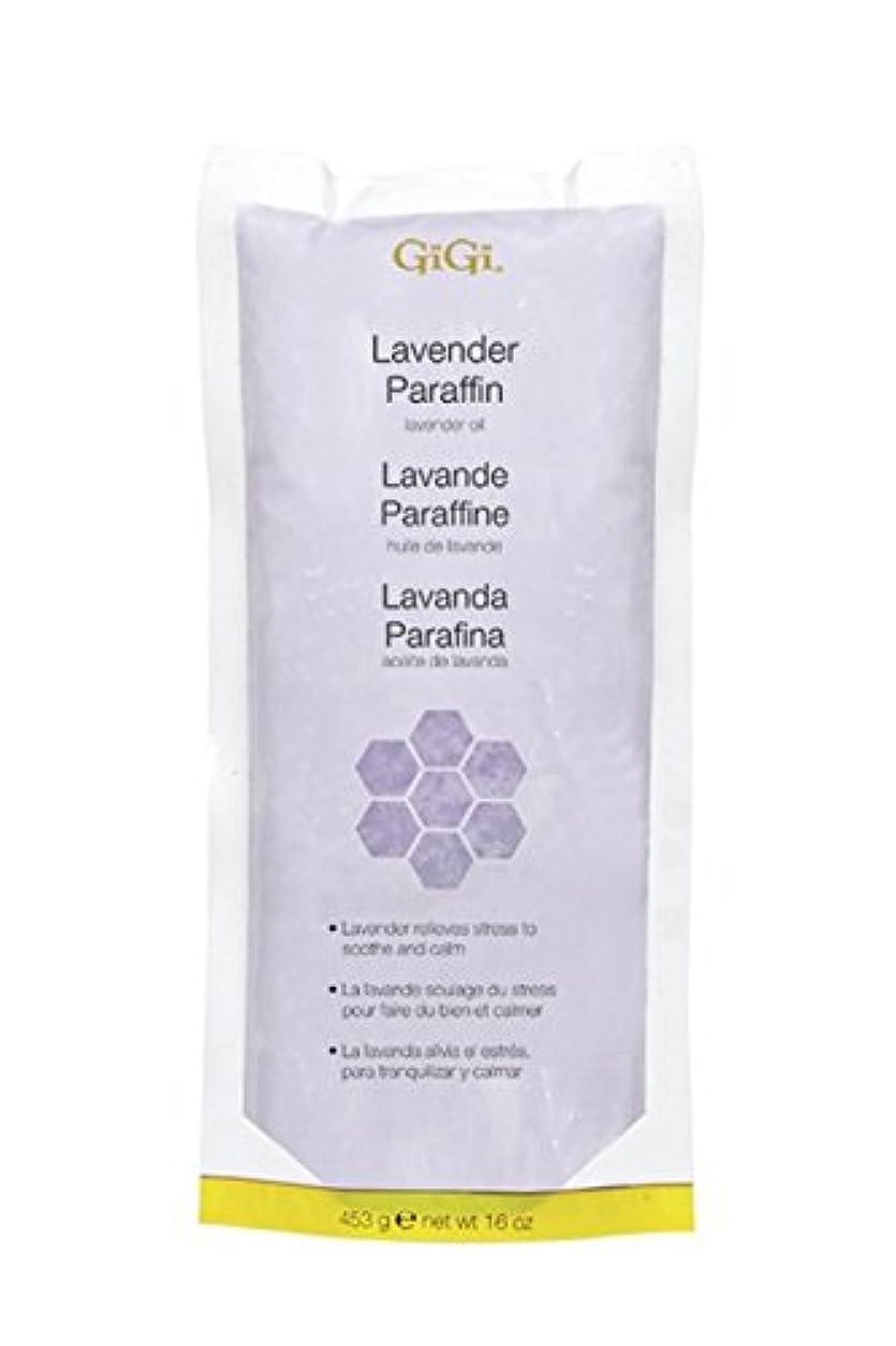馬鹿思い出させるピット(Lavender) - GiGi Lavander Paraffin with Lavander Oil (for Women)