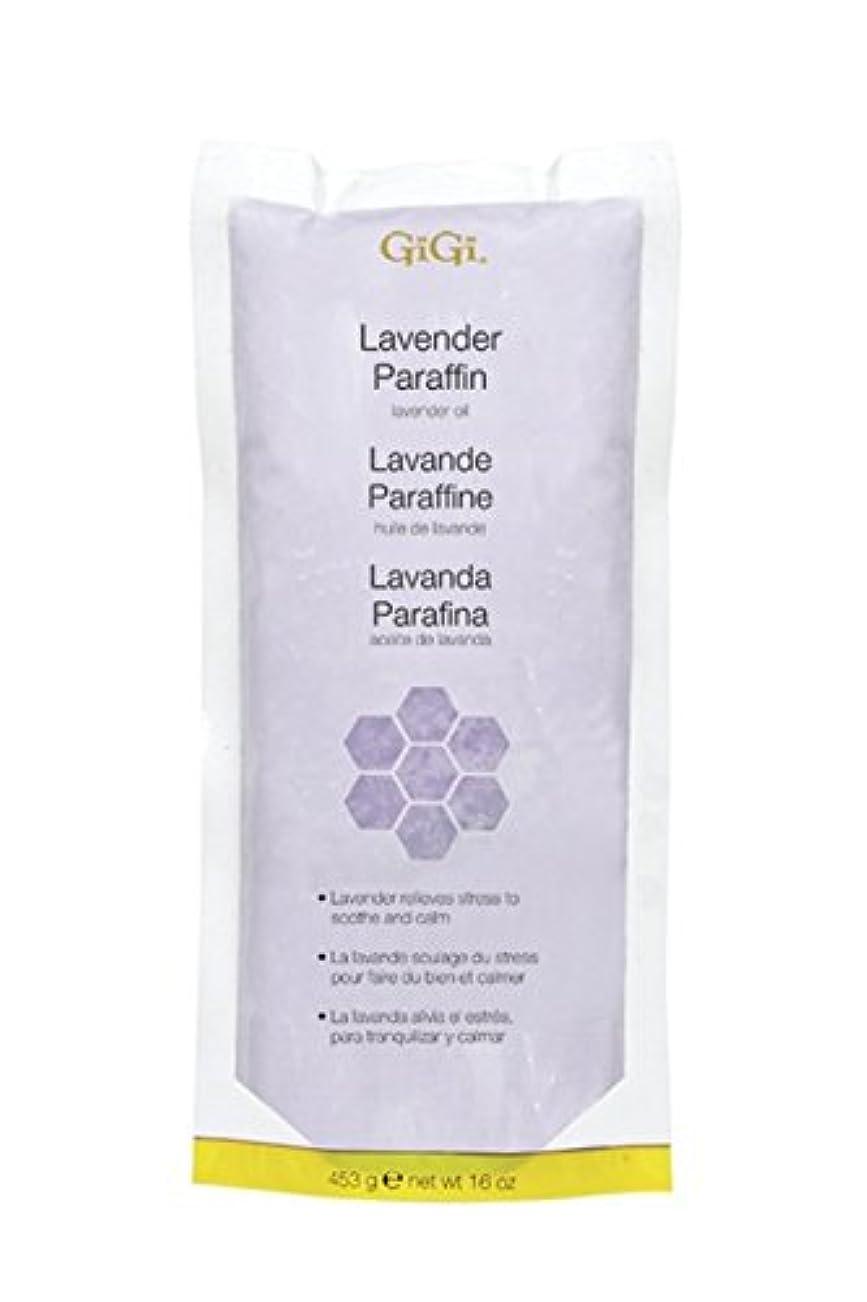 充電却下するトランジスタ(Lavender) - GiGi Lavander Paraffin with Lavander Oil (for Women)