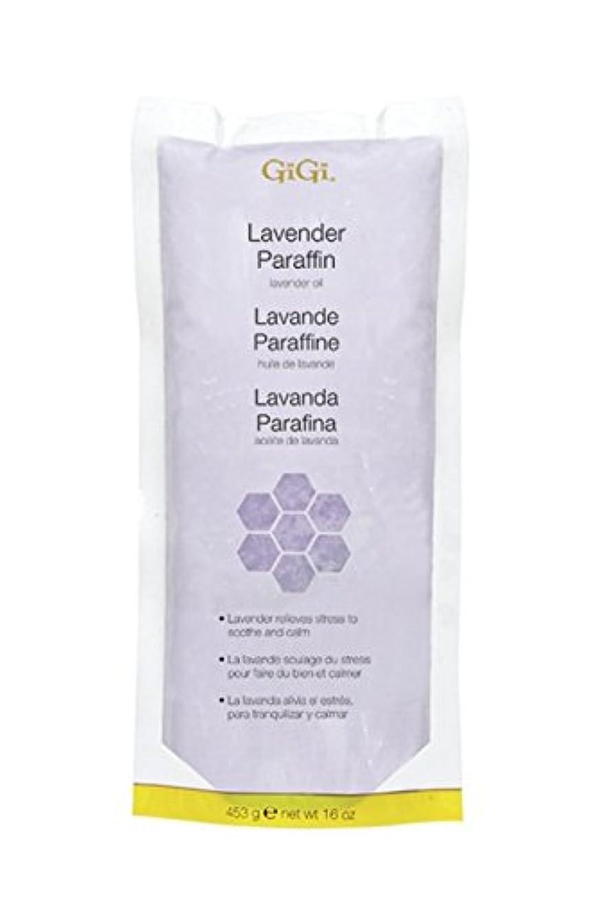 退却放つ将来の(Lavender) - GiGi Lavander Paraffin with Lavander Oil (for Women)