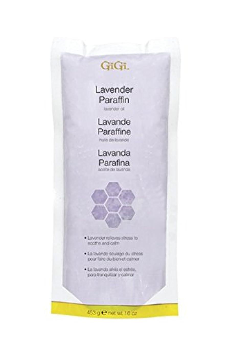 フローティングナインへチェス(Lavender) - GiGi Lavander Paraffin with Lavander Oil (for Women)
