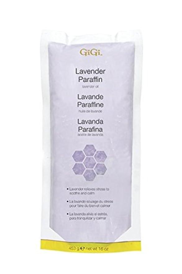 コンプライアンス邪悪な任命(Lavender) - GiGi Lavander Paraffin with Lavander Oil (for Women)