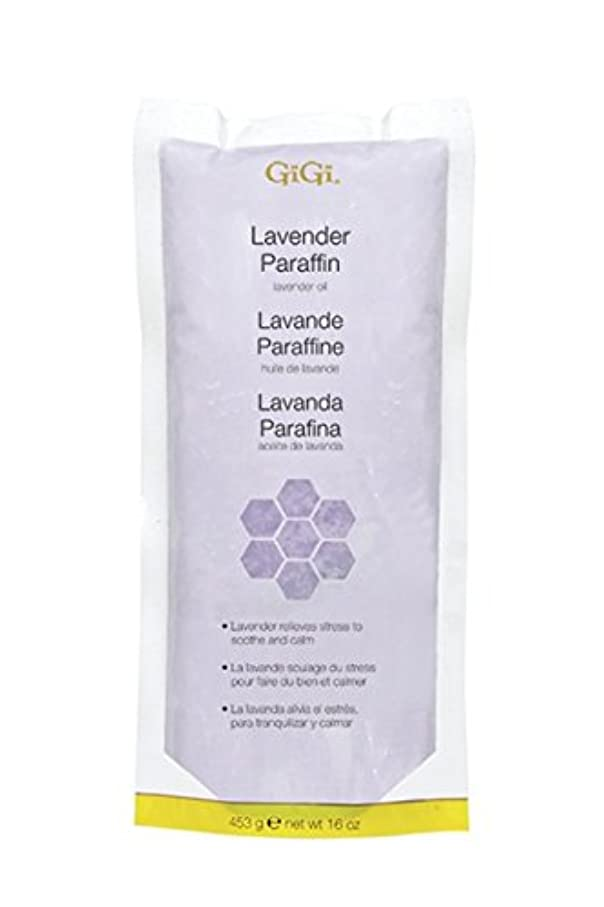 リーダーシップ内なる防水(Lavender) - GiGi Lavander Paraffin with Lavander Oil (for Women)
