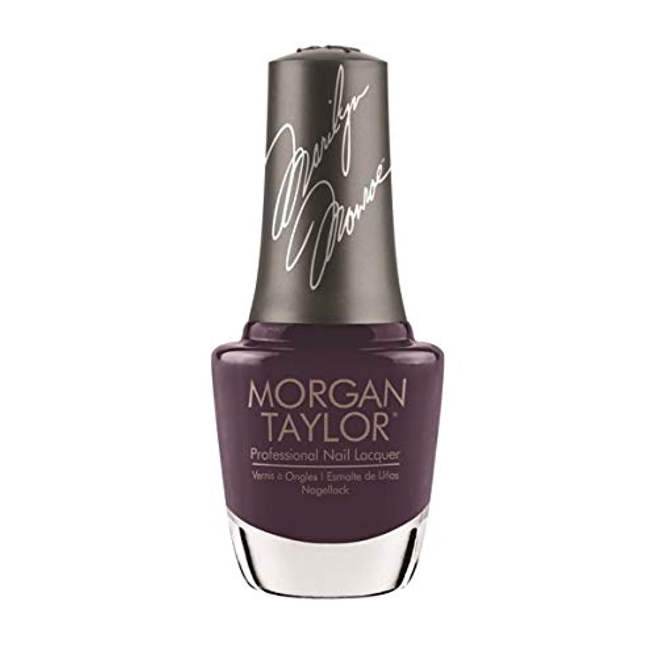 重荷ヘルパー七時半Morgan Taylor Nail Lacquer - Forever Marilyn Fall 2019 Collection - A Girl And Her Curls - 15ml / 0.5oz