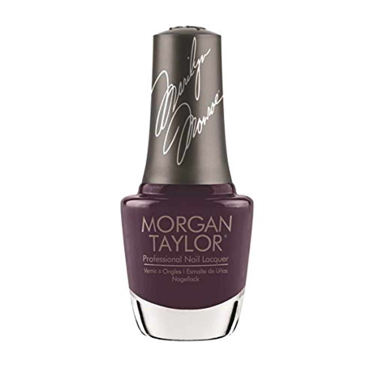 過半数物語チートMorgan Taylor Nail Lacquer - Forever Marilyn Fall 2019 Collection - A Girl And Her Curls - 15ml / 0.5oz
