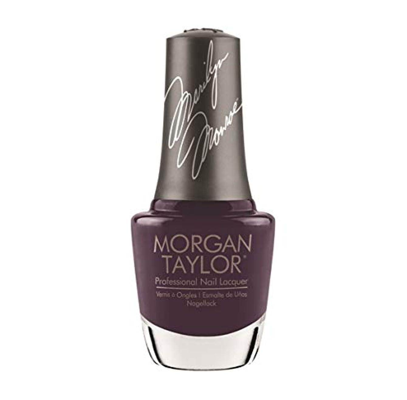 私の保証あなたが良くなりますMorgan Taylor Nail Lacquer - Forever Marilyn Fall 2019 Collection - A Girl And Her Curls - 15ml / 0.5oz