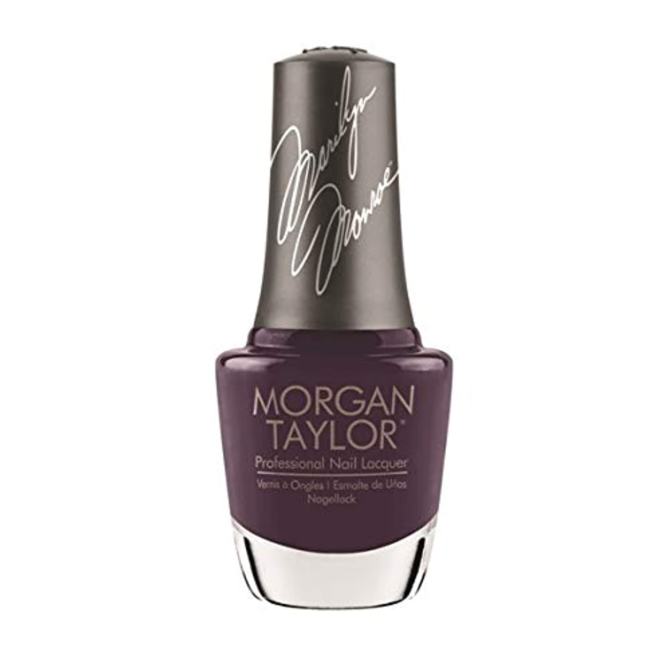 光沢のある敬意を表するかろうじてMorgan Taylor Nail Lacquer - Forever Marilyn Fall 2019 Collection - A Girl And Her Curls - 15ml / 0.5oz
