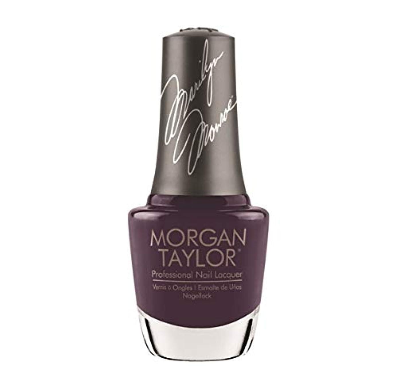 はっきりと思慮深いはねかけるMorgan Taylor Nail Lacquer - Forever Marilyn Fall 2019 Collection - A Girl And Her Curls - 15ml / 0.5oz