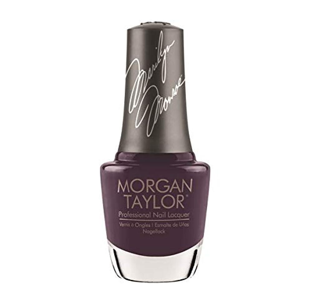 デッドロック効果的大学Morgan Taylor Nail Lacquer - Forever Marilyn Fall 2019 Collection - A Girl And Her Curls - 15ml / 0.5oz