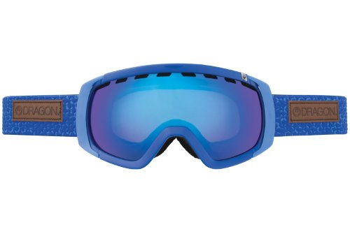 ドラゴン レディース ゴーグル DRAGON ROGUE ローグ UVカット 722-4888 Cloud/Blue Steel/Yellow スキー スノーボード