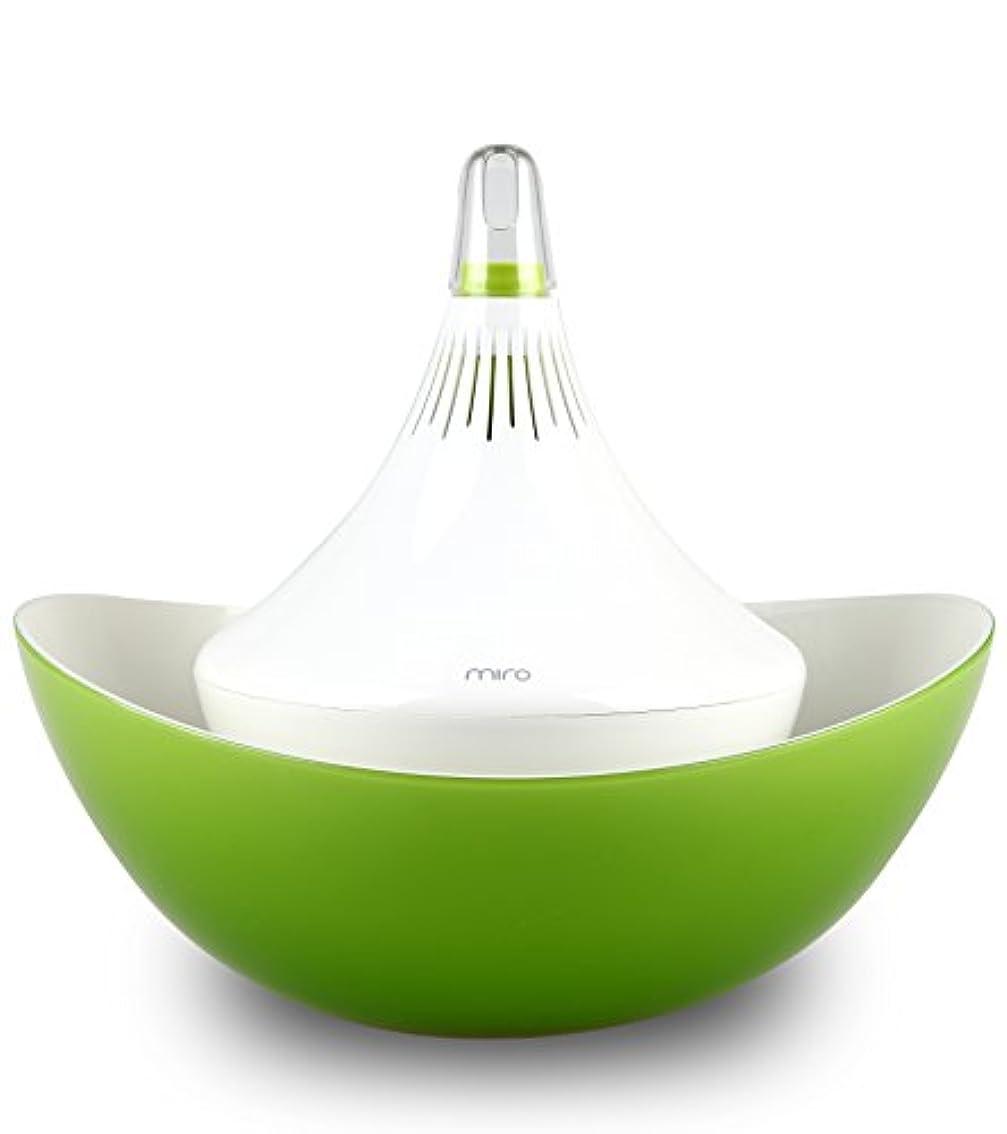 抽象化噴出する実施するMiro CleanPot Cool-Mist Humidifier and Aroma Oil Diffuser - (Bowl included) by Miro