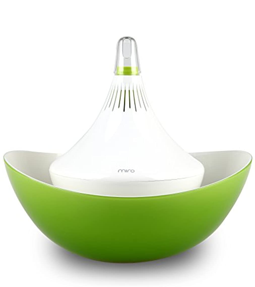 ソート燃料震えるMiro CleanPot Cool-Mist Humidifier and Aroma Oil Diffuser - (Bowl included) by Miro