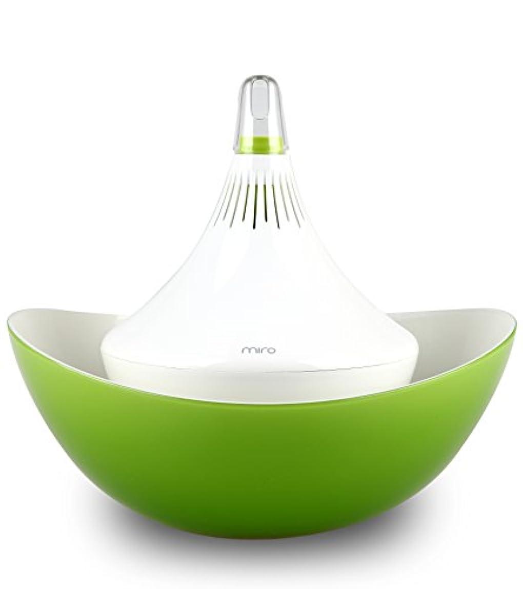 音楽空気簡単なMiro CleanPot Cool-Mist Humidifier and Aroma Oil Diffuser - (Bowl included) by Miro