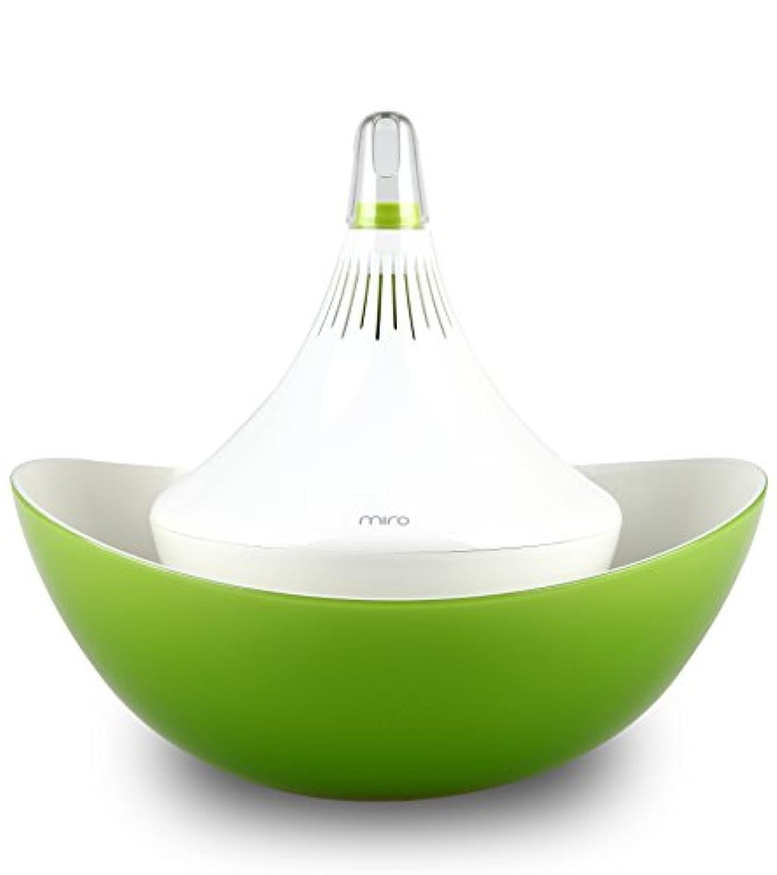 ブラウスビタミン忠実Miro CleanPot Cool-Mist Humidifier and Aroma Oil Diffuser - (Bowl included) by Miro
