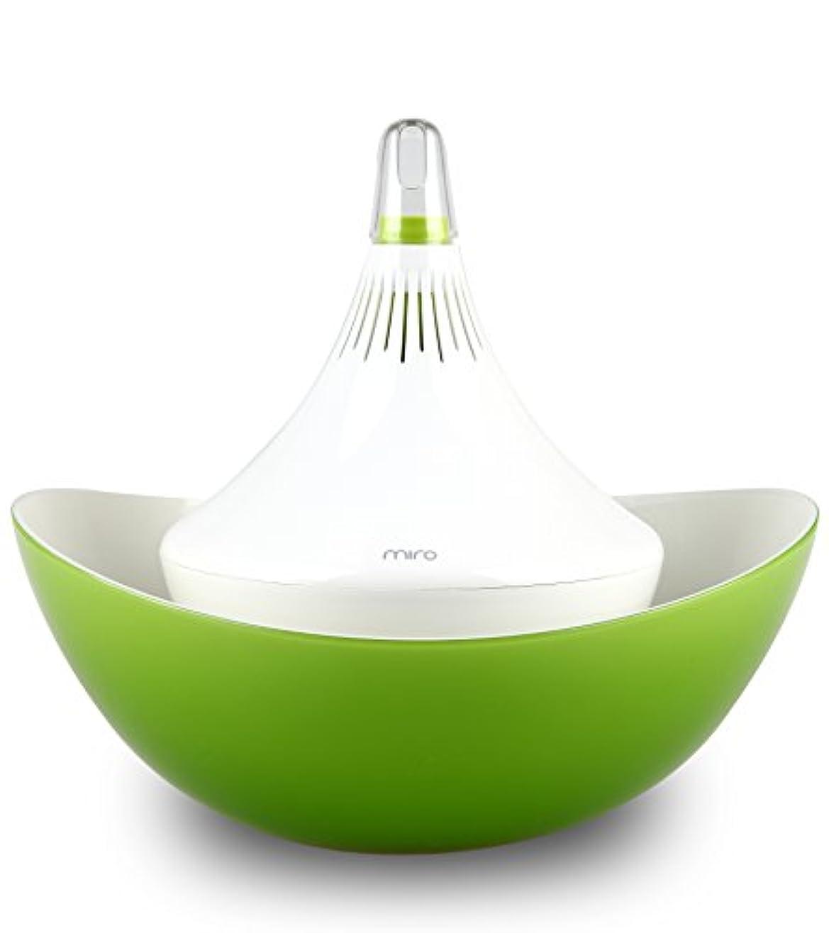 顎腹部広告Miro CleanPot Cool-Mist Humidifier and Aroma Oil Diffuser - (Bowl included) by Miro