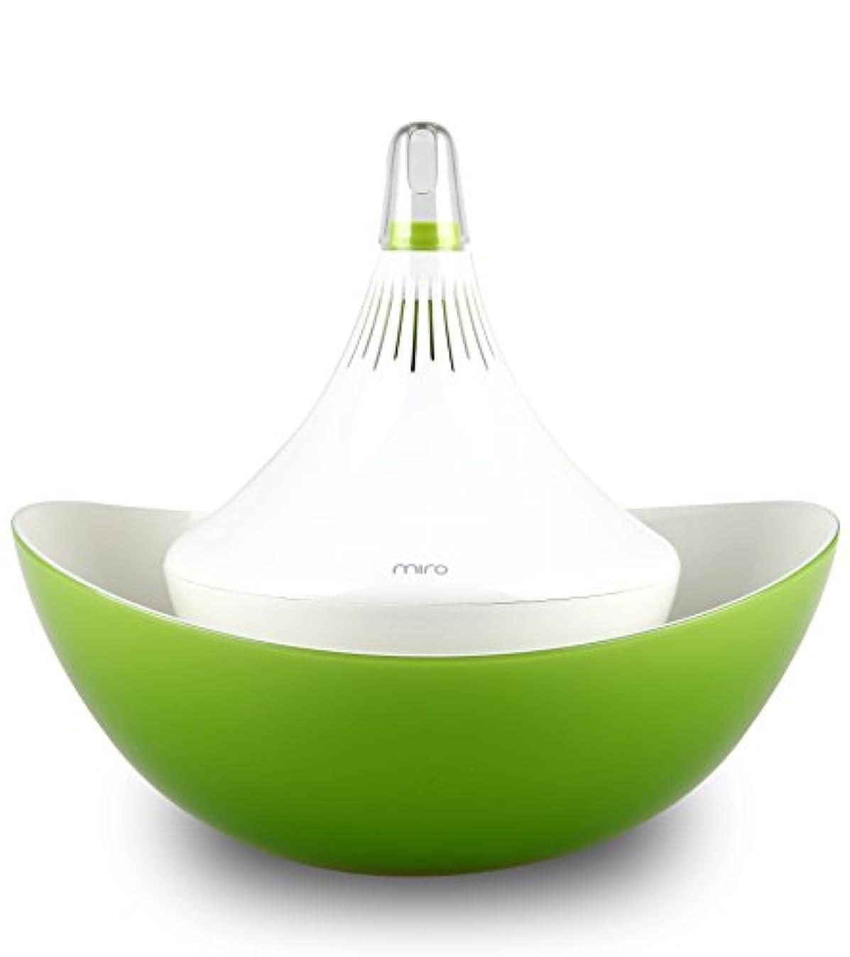 家庭わかる詳細なMiro CleanPot Cool-Mist Humidifier and Aroma Oil Diffuser - (Bowl included) by Miro