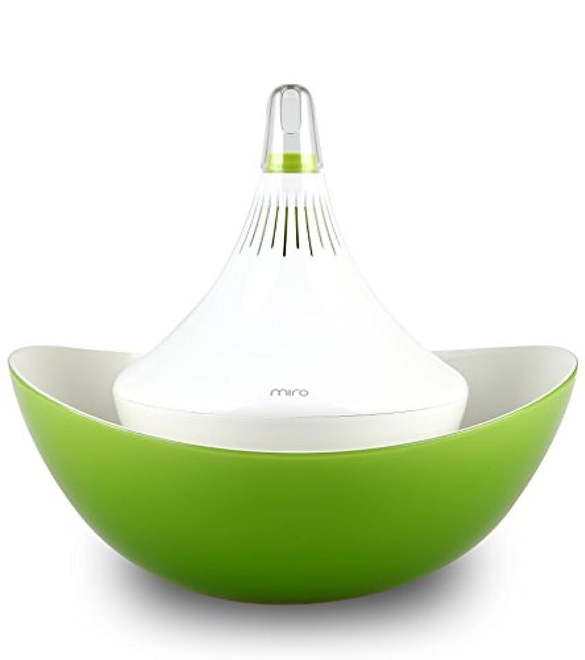 虫を数える超越する休みMiro CleanPot Cool-Mist Humidifier and Aroma Oil Diffuser - (Bowl included) by Miro