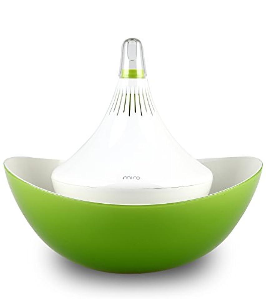 影響を受けやすいです受信機きらめくMiro CleanPot Cool-Mist Humidifier and Aroma Oil Diffuser - (Bowl included) by Miro