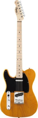 Squier Affinity Series Telecaster Left-Handed [Butterscotch Blonde]