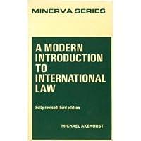 Modern Introduction to International Law (Minerva)