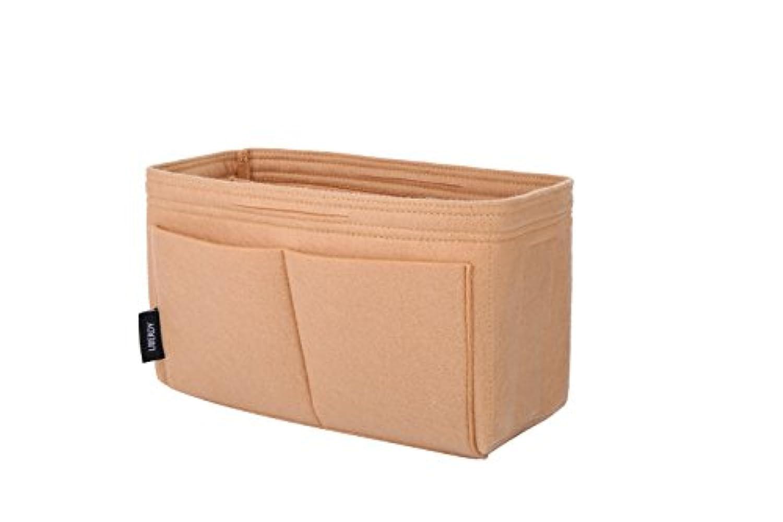 LIBERDY フェルト バッグインバッグ インナーバッグ 軽量 高級バッグ専用