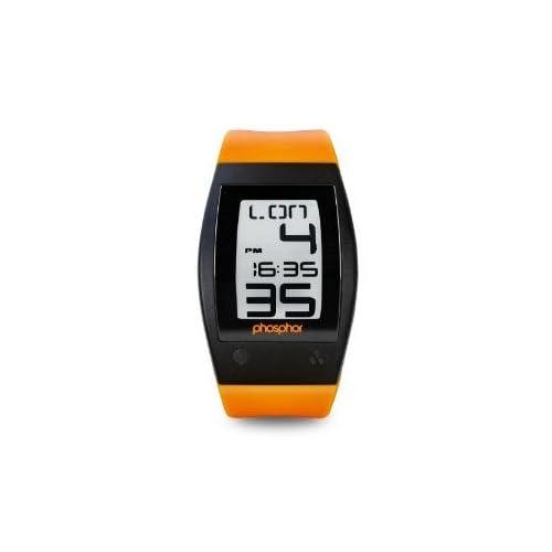 腕時計 Phosphor Men's WP003 World Time Digital Watch【並行輸入品】