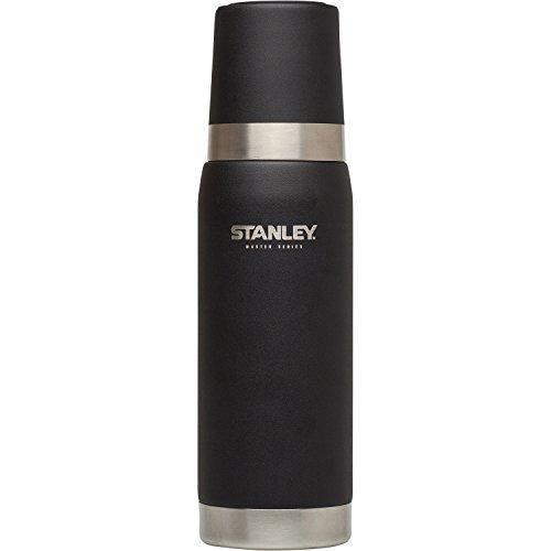 STANLEY(スタンレー) 2017年モデル マスター真空ボトル 0.75L マットブラック 水筒 (日本正規品) 02660-005 マットブラック