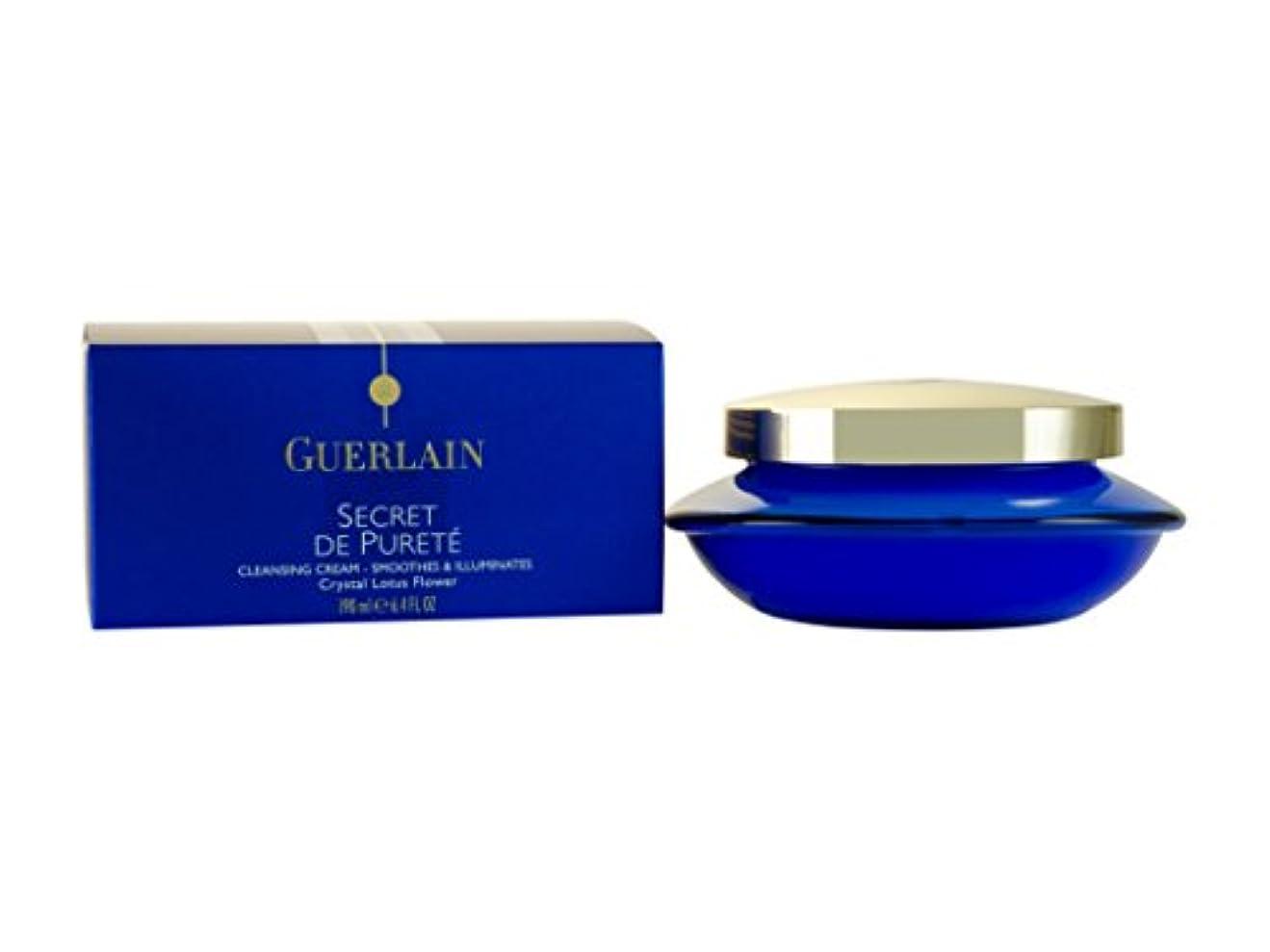Guerlain(ゲラン) ゲラン シークレット ピュリティ クレンジング クリーム SP 190ml クレンジング(メイク落とし) 内容量 190ml (1124404)