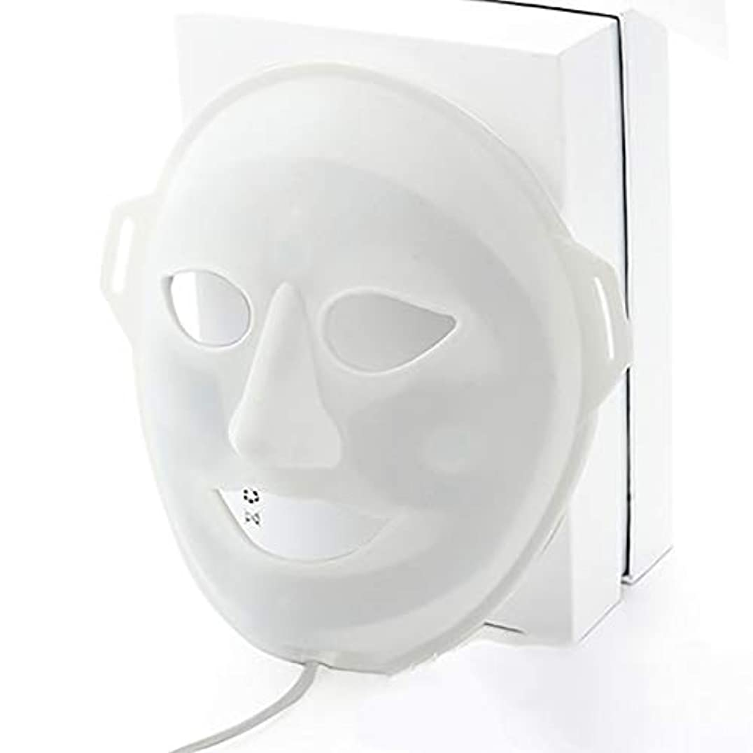 ふける区画道を作るLED光子美容マスク、抗にきびしわ除去療法、保湿輝く顔色ホワイトニングマスク