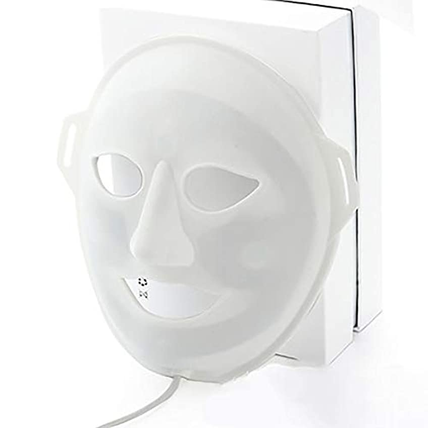 残忍な売り手ゴムLED光子美容マスク、抗にきびしわ除去療法、保湿輝く顔色ホワイトニングマスク