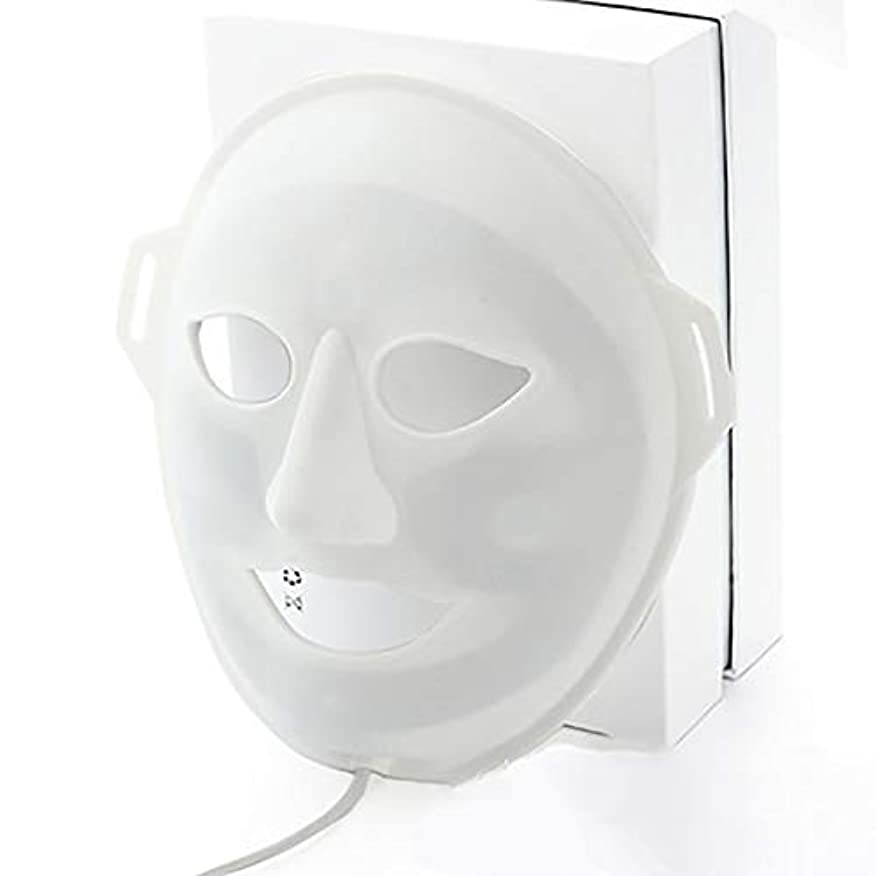 征服者育成姿勢LED光子美容マスク、抗にきびしわ除去療法、保湿輝く顔色ホワイトニングマスク