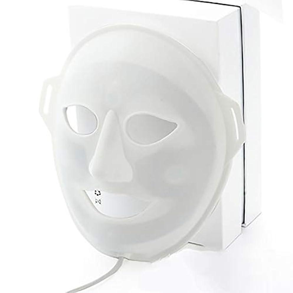 デザートフェードアウト遠洋のLED光子美容マスク、抗にきびしわ除去療法、保湿輝く顔色ホワイトニングマスク