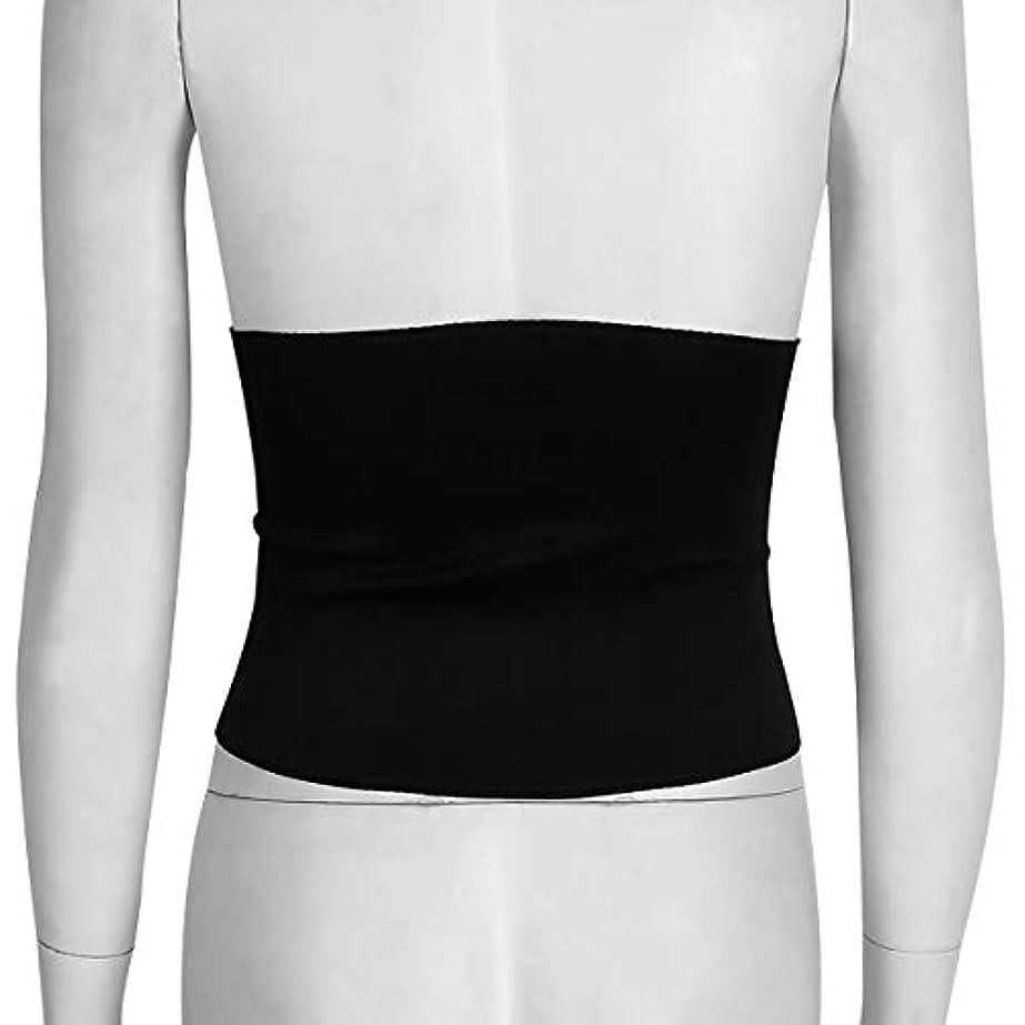 もつれ死傷者ほかにWomen Adult Solid Neoprene Healthy Slimming Weight Loss Waist Belts Body Shaper Slimming Trainer Trimmer Corsets
