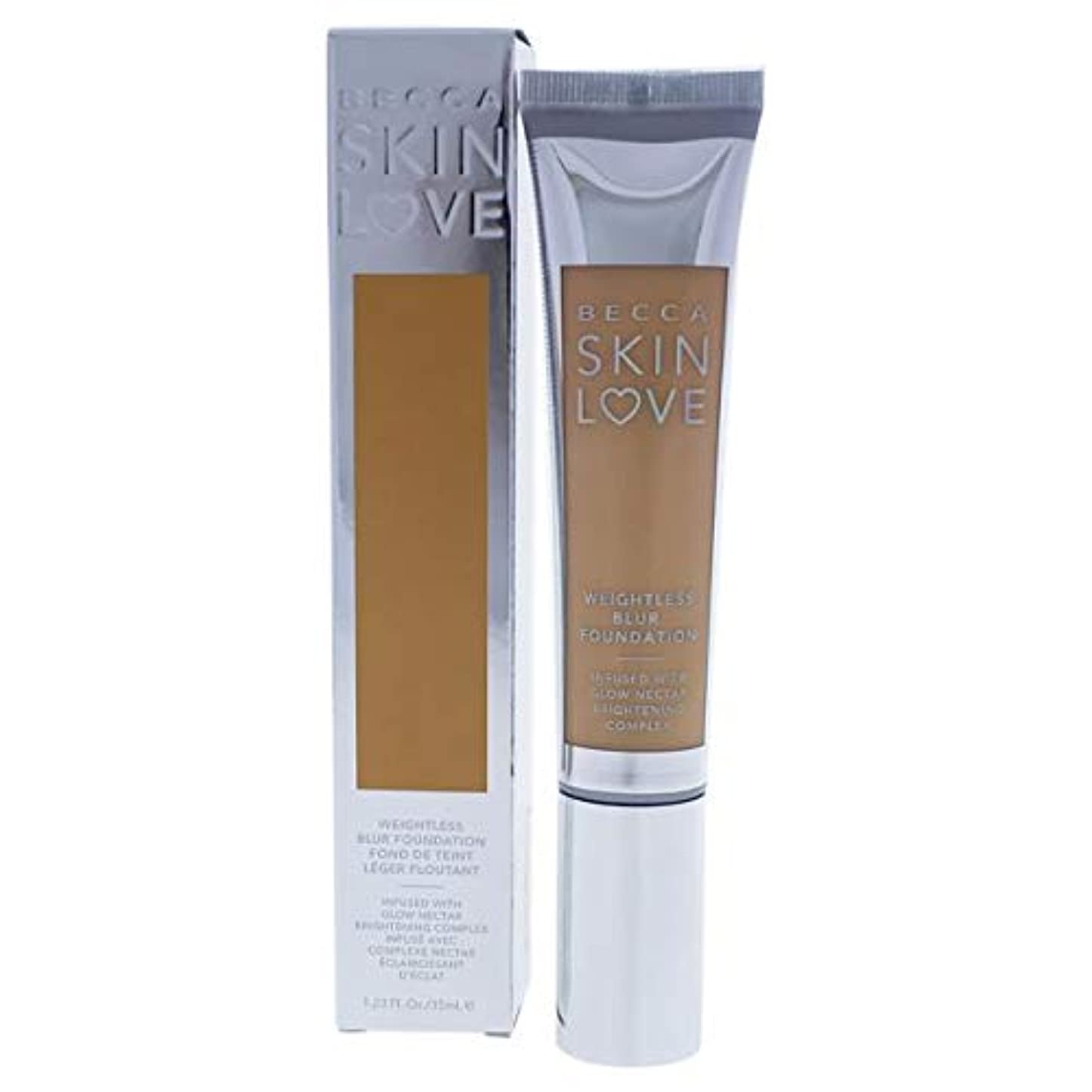 定刻依存取り壊すベッカ Skin Love Weightless Blur Foundation - # Cashmere 35ml/1.23oz並行輸入品