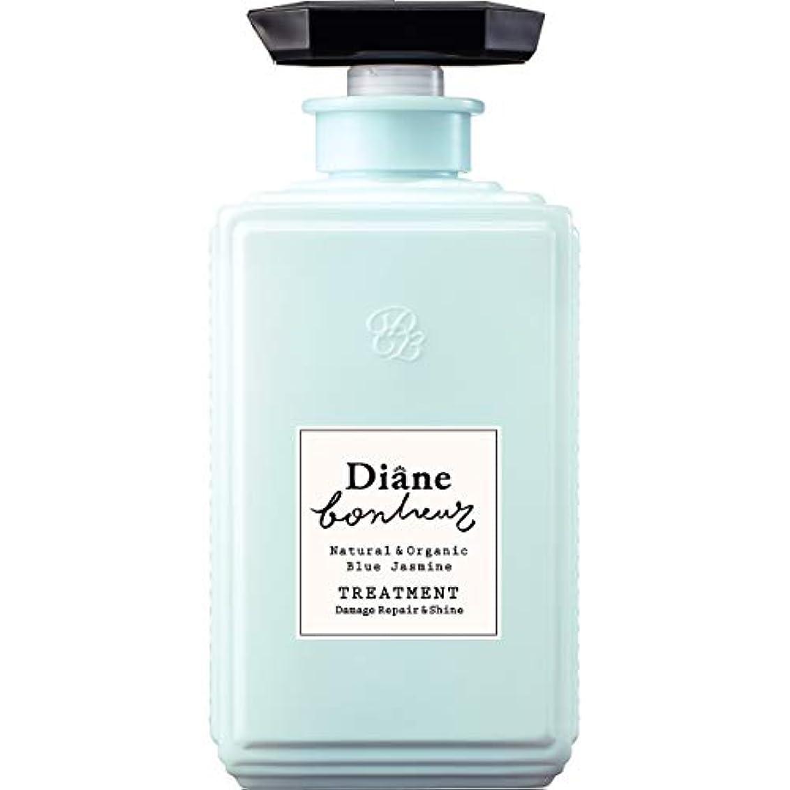 汚れる悪用生活ダイアン ボヌール トリートメント ブルージャスミンの香り ダメージリペア&シャイン 500ml