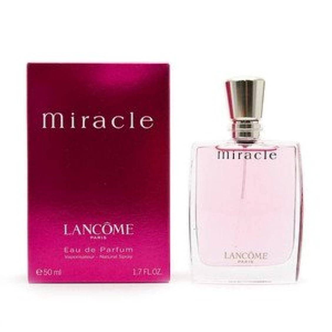 保存する非公式救出ランコム LANCOME ミラク オードパルファム EDP 50mL 香水