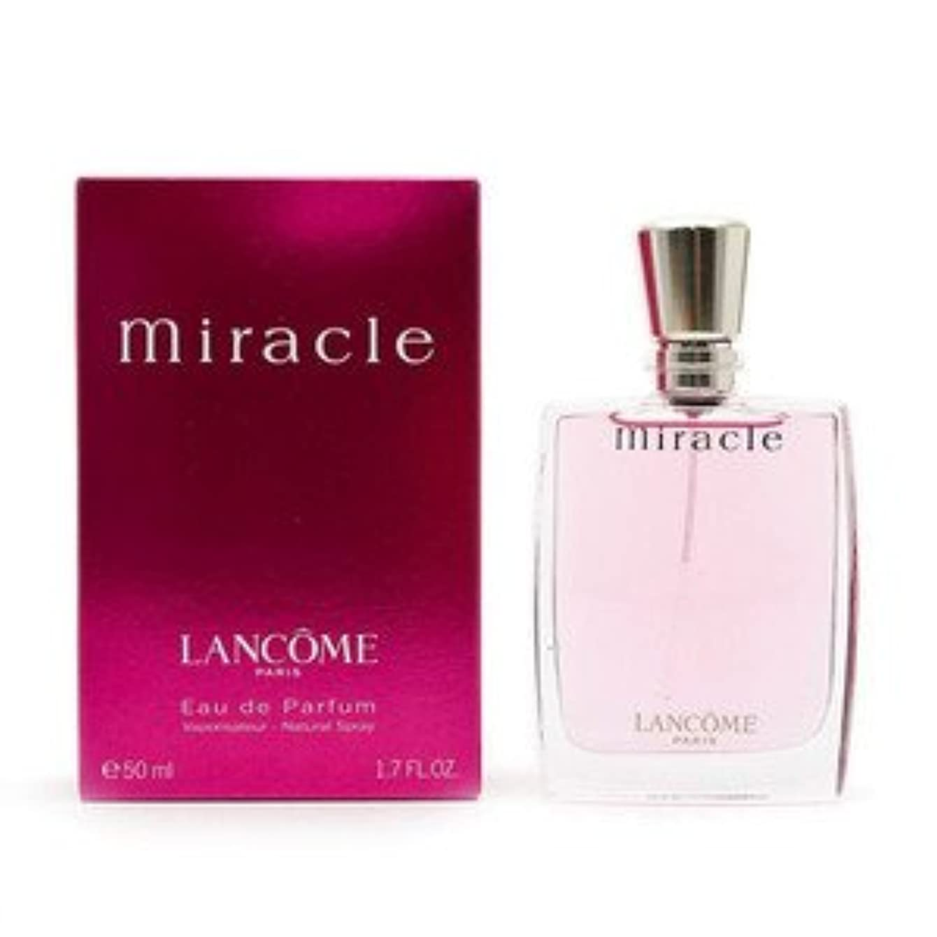 スクワイア連続的テレマコスランコム LANCOME ミラク オードパルファム EDP 50mL 香水